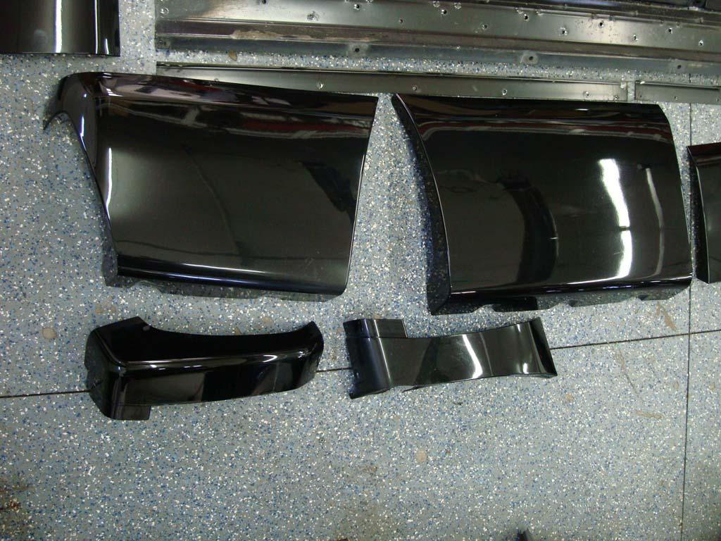 Silverado Ss Cladding Complete Kit W Brackets